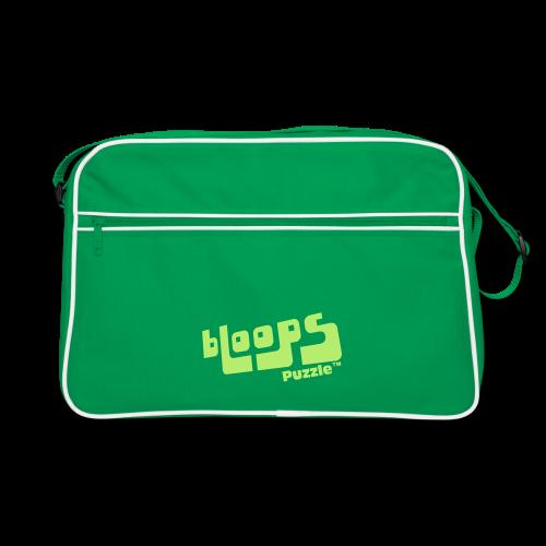 Retro Bag bLoops Puzzle (printed green) - Retro Bag