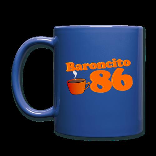 TAZA DE BARONCITO - Taza de un color
