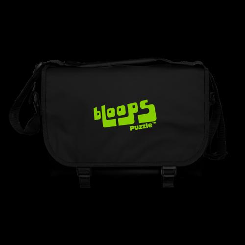 Handy shoulder bag bLoops Puzzle (printed apple green) - Shoulder Bag