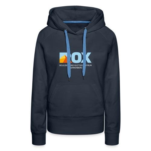 ROX Hoody Damen - Frauen Premium Hoodie
