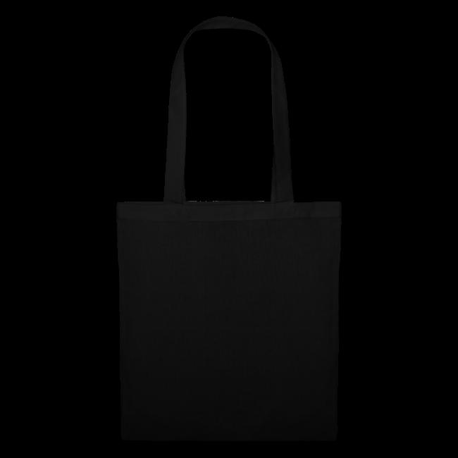 """Tote Bag """"bLoops Puzzle"""" (printed blue)"""
