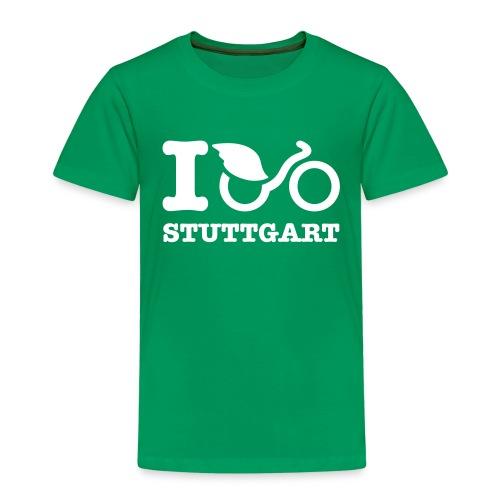 nextbike Stuttgart | Kinder-T-Shirt - Kinder Premium T-Shirt