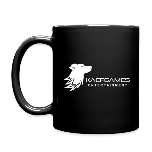 KaefGAMES Kaffeetasse - Tasse einfarbig