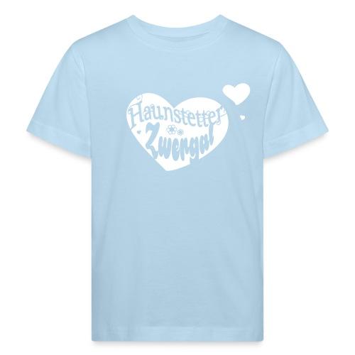Kinder Bio Shirt skyblue | Haunstetter Zwergal - Kinder Bio-T-Shirt