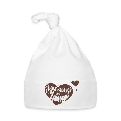 Baby Mütze chocolate | Haunstetter Zwergal - Baby Mütze