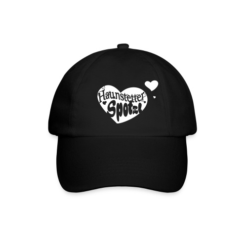 Cap schwarz | Haunstetter Spotzl - Baseballkappe