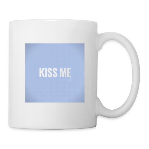 Mug Kiss Me - Mug blanc