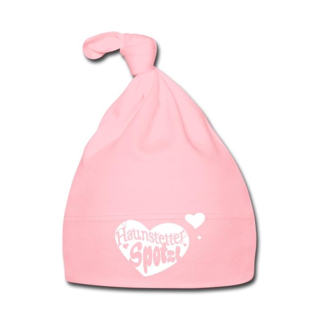 Baby Mütze rose | Haunstetter Spotzl