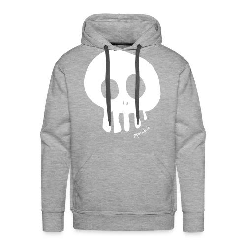 Skull - Mens Hoodie - Männer Premium Hoodie