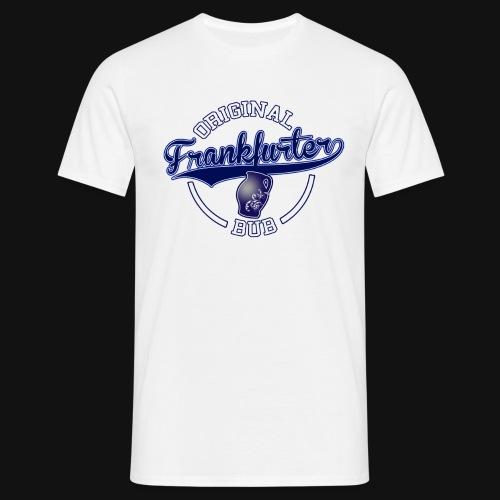 Original Frankfurter Bub - Männer T-Shirt