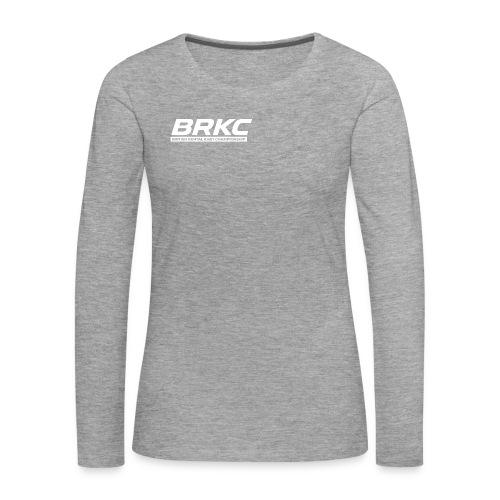 BRKC Ladies Premium Long Sleeve - Women's Premium Longsleeve Shirt