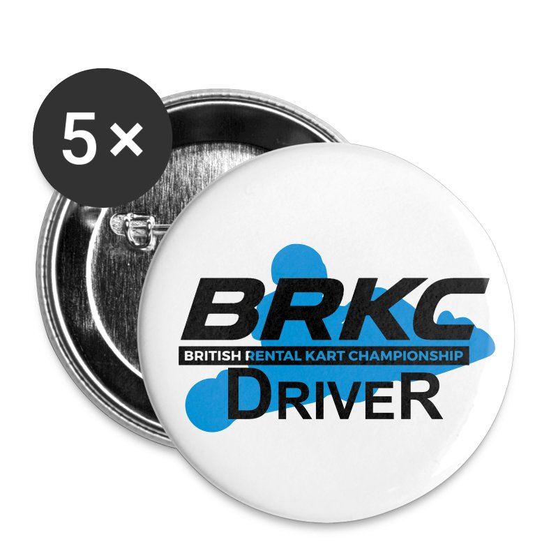 BRKC Driver Badges - Buttons large 56 mm