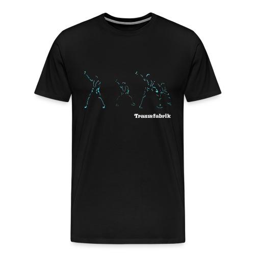 Traumfabrik Männer T-Shirt - Männer Premium T-Shirt