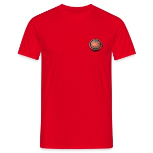 L3G3 CLAN T-SHURT : red - Men's T-Shirt
