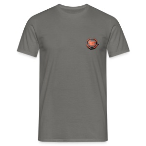 L3G3 CLAN T-SHURT : graphite grey - Men's T-Shirt