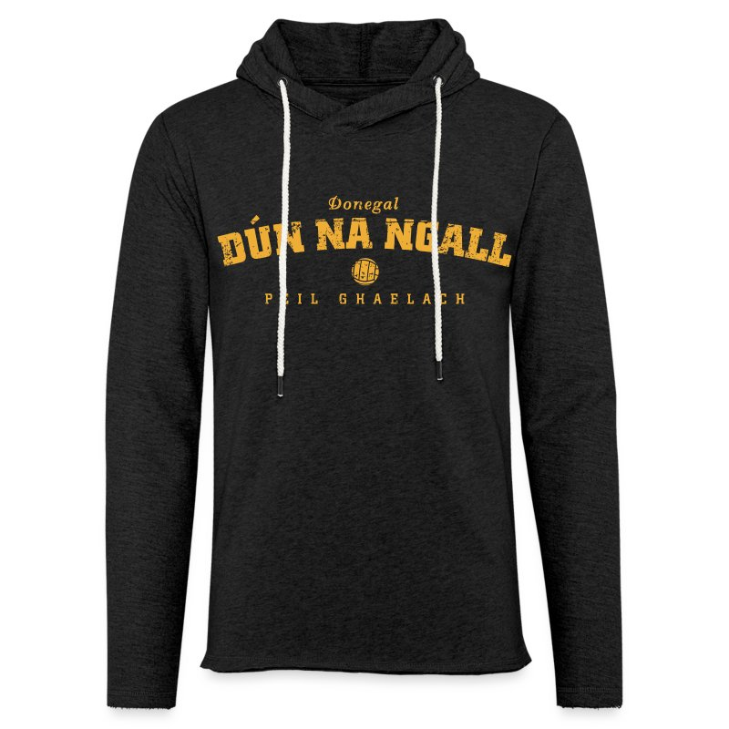 Donegal Hoody Grey - Light Unisex Sweatshirt Hoodie
