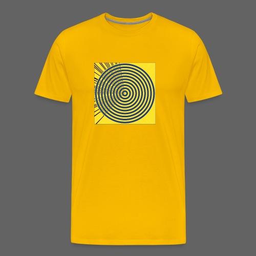 Kube Spiral - Men's Premium T-Shirt