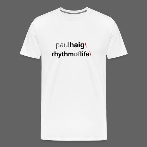 Paul Haig/ROL T - Men's Premium T-Shirt