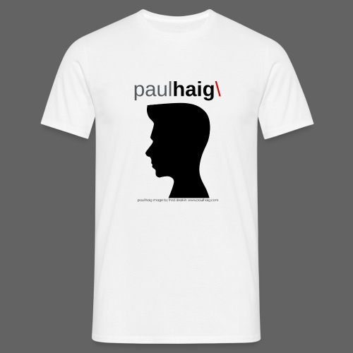 paul haig t-shirt - Men's T-Shirt