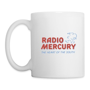 The Radio Mercury Mug - Mug