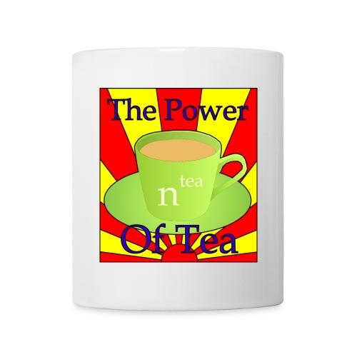 The power of tea - Mug