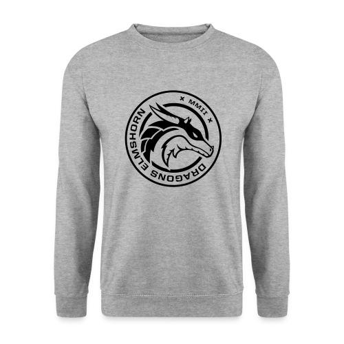 Boys Warm Up Sweater Grey - Männer Pullover