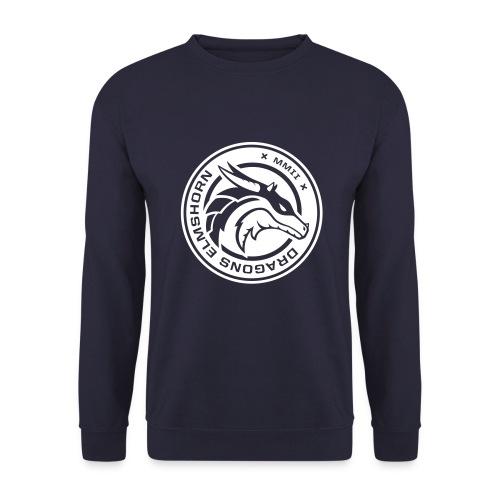 Boys Warm Up Sweater Navy - Männer Pullover