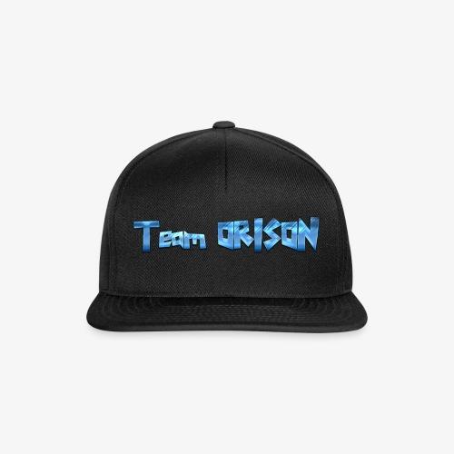 Snapback TEAM ORISON - Text - Snapback Cap