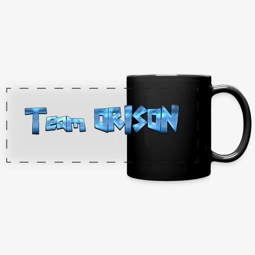Tasse TEAM ORISON - Text - Panoramatasse farbig