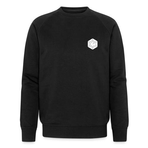 E DM Pulli - Männer Bio-Sweatshirt von Stanley & Stella