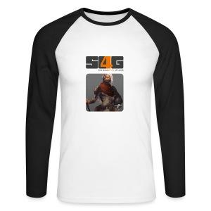 Student Art Langarm Shirts Boy - Männer Baseballshirt langarm