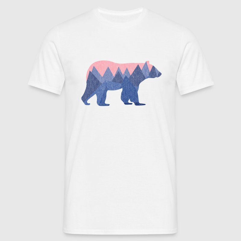 Bear Mountain - Men's T-Shirt