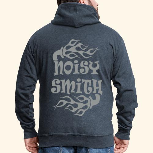 Noisy Smith sudadera cremallera - Chaqueta con capucha premium hombre