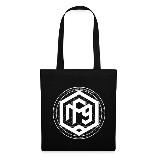 Mens sana white.png - Tote Bag