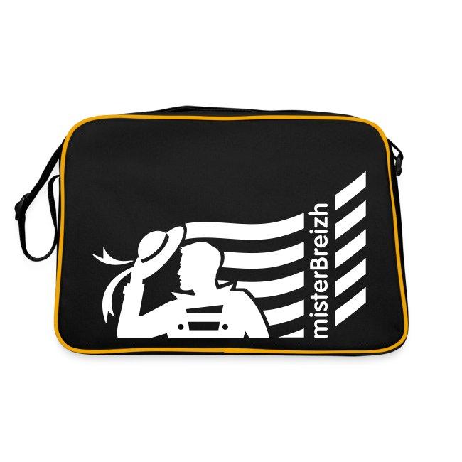 sac sport misterBreizh avec flex blanc  Recto verso