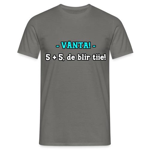 Citat från LP Online ep 393 - T-shirt herr