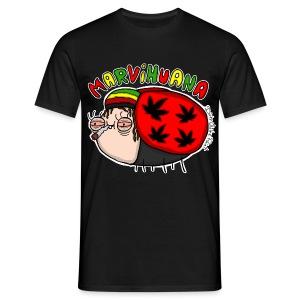Marvhiuana - Guys - Männer T-Shirt