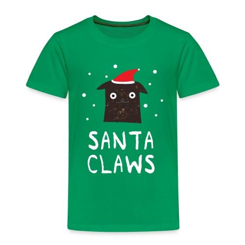 Kids' Santa Claws - Kinder Premium T-Shirt