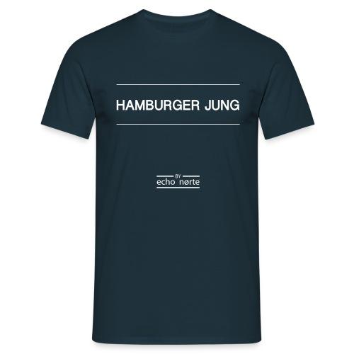 # Hamburger Jung - Männer T-Shirt