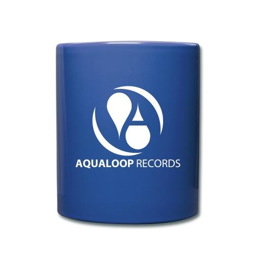 Aqualoop Records Coffee Cup - Full Colour Mug