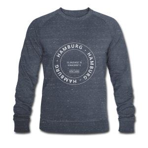 # Hamburg - Männer Bio-Sweatshirt von Stanley & Stella