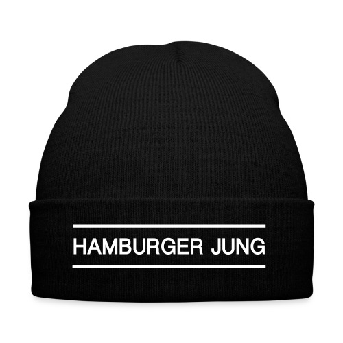 # Hamburger Jung - Wintermütze