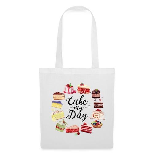 Cake My Day - Stoffbeutel