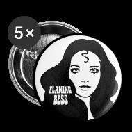 Buttons & Anstecker ~ Buttons groß 56 mm ~ Buttons FB Logohead