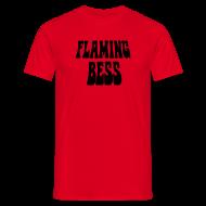 T-Shirts ~ Männer T-Shirt ~ FB Logo + Head black