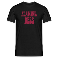 T-Shirts ~ Männer T-Shirt ~ FB Logo red
