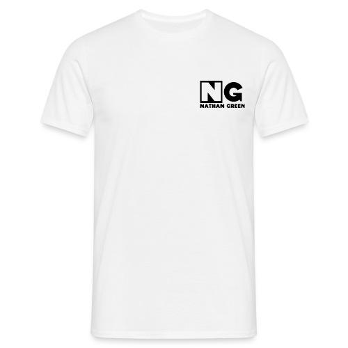 Men's Nathan Green T-Shirt - Men's T-Shirt