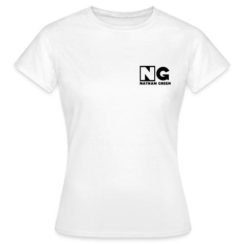 Women's Nathan Green T-Shirt - Women's T-Shirt