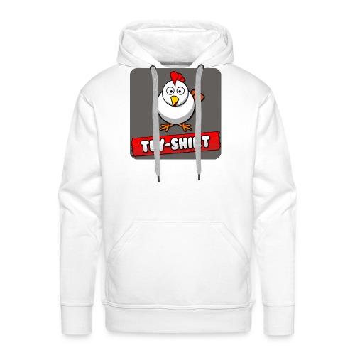 Tey-Shirt - Männer Premium Hoodie