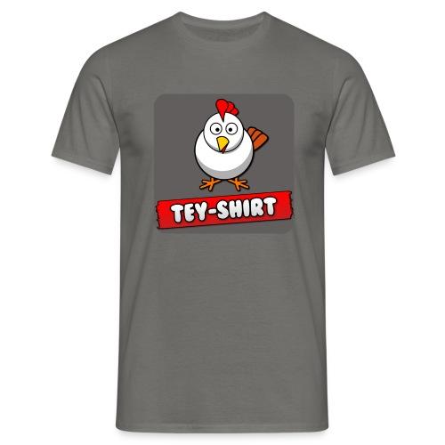 Tey-Shirt - Männer T-Shirt